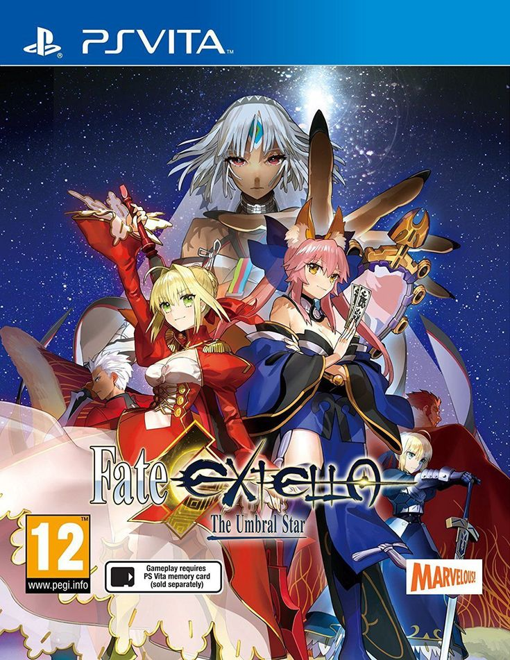 The famous FATE series is reborn in an astonishing new game, Fate/EXTELLA: The Umbral Star! Hyper-fast hack and slash action featuring fan-favorite char...