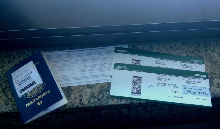 My first trip!