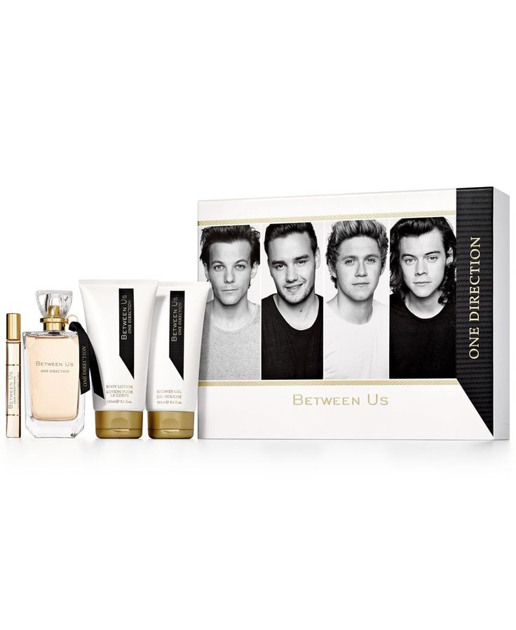 One Direction Between Us Gift Set i need this