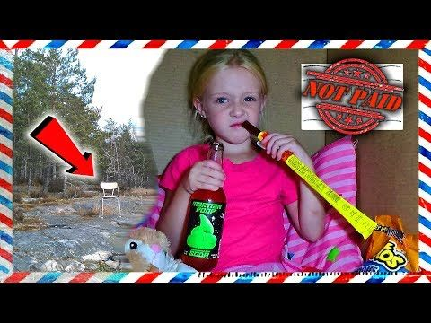 I Mailed Myself in a Box as Fan Mail to JoJo Siwa! *OMG* It Worked!! Singing Boomerang Song (Skit) - YouTube