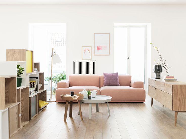 Muuto Sofa Connect Und Reflect Sideboard Erhältlich Bei Smow.de