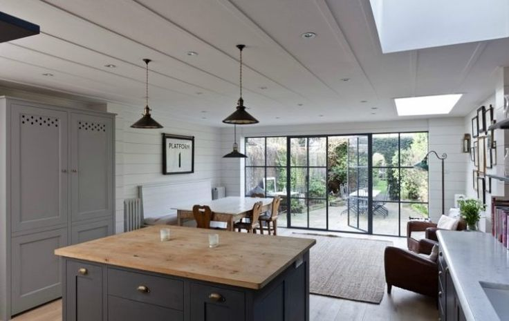 This must be one of the most-requested images that I see when I meet clients for my interiors consultancy madaboutyourhouse. Everyone loves this kitchen – myself included – so I'm delighted that I've finally managed to track it down and we can see a little more of it. Now that I see another view, I'm particularly…
