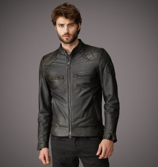 Belstaff 'Stannard' Jacket (BLACK) STYLE# 81020002L81N0286