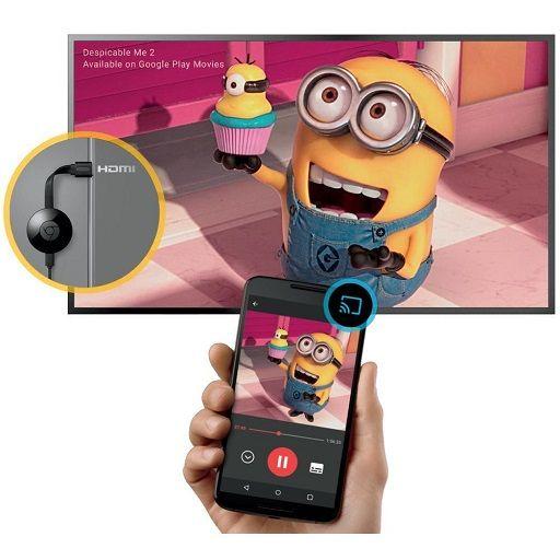 Google Chromecast le tue App sulla vecchia TV