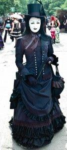 Hiç bitmeyen moda: Gotik - Sevgili Moda - Kadın - Moda, Magazin, Güzellik, İlişkiler, Kariyer