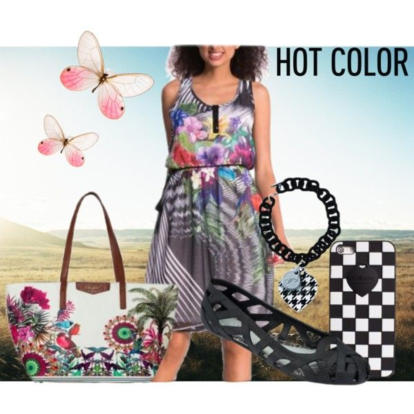 Hawai style by differentfashioncz on Polyvore featuring Cerno