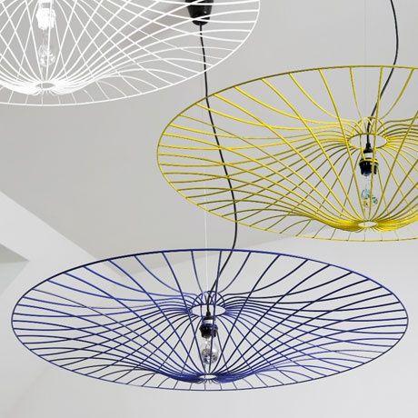 Ø100 Ombrelle Lamp by La Corbeille   MONOQI #bestofdesign