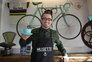 Bike Cafes