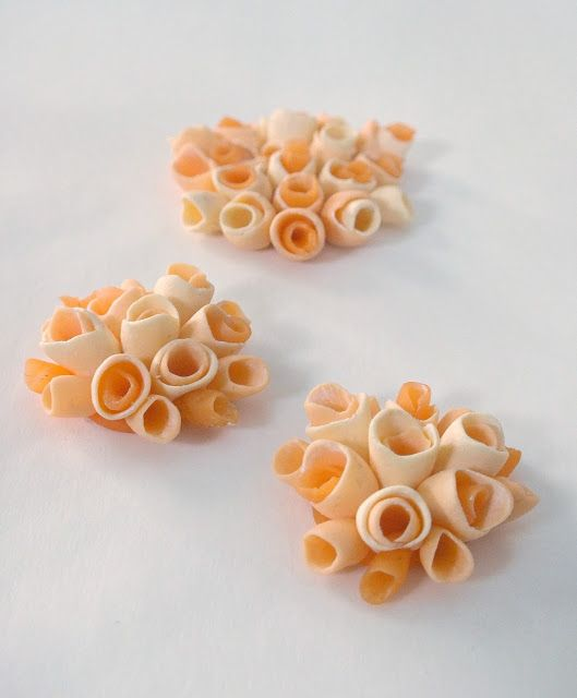 ...Make It With Me: Mini Cup Flower Retro Jewelry sets