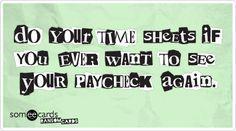 Payroll Humor on Pinterest | Manager