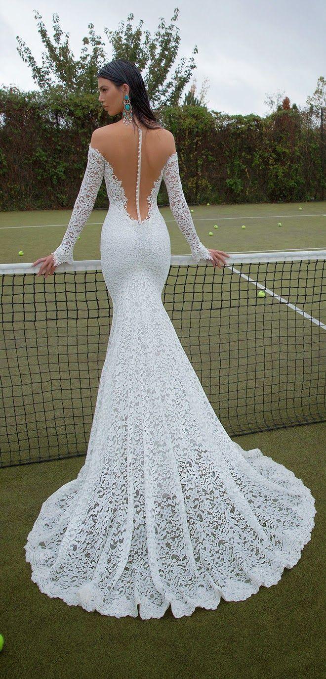 Mejores 39 imágenes de Wedding Dresses en Pinterest | Vestidos de ...