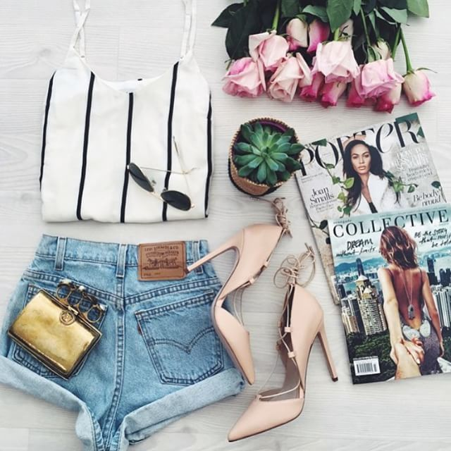 Just a bunch of things we really love. #layflat