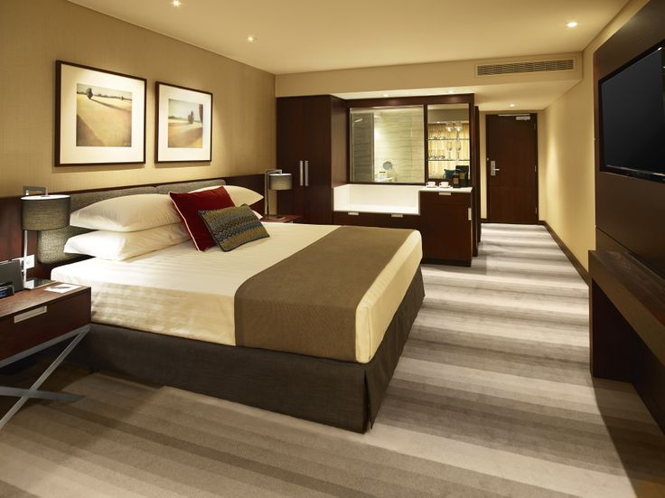 Concept Deluxe Guestroom, available from 20th December.
