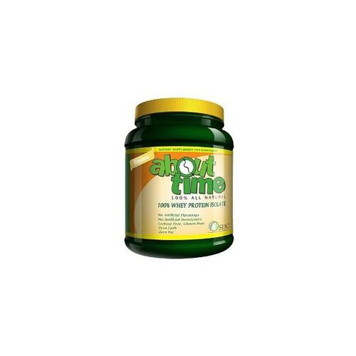 About Time Whey Isolate Protein – Banana – 2.0 Lb.