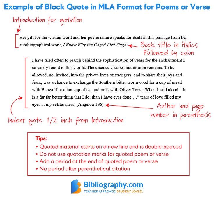Creating mla 8 intext citations