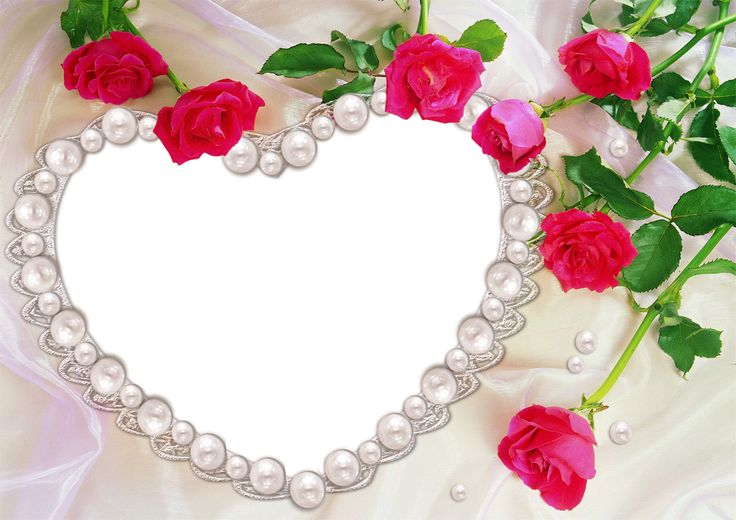 beautibul hearts heart frame surrounded by roses all frame file beautifulhearts pinterest heart heart frame and frames