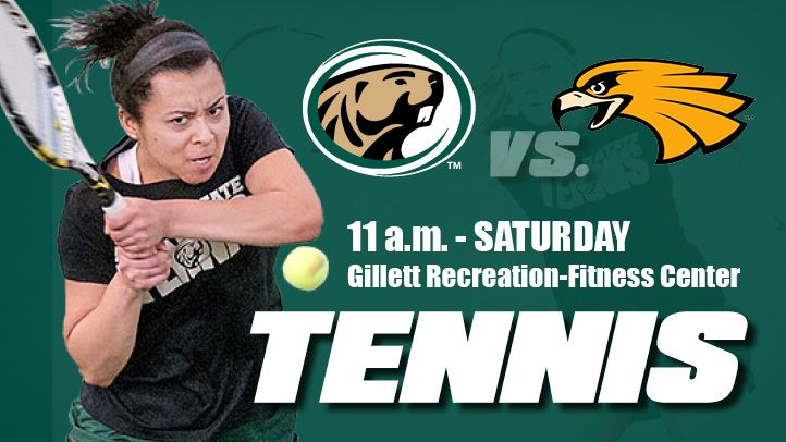 The BSU tennis team opens its 2016 season Saturday with an NSIC match up with Minnesota Crookston. #Bethere #GoGreen