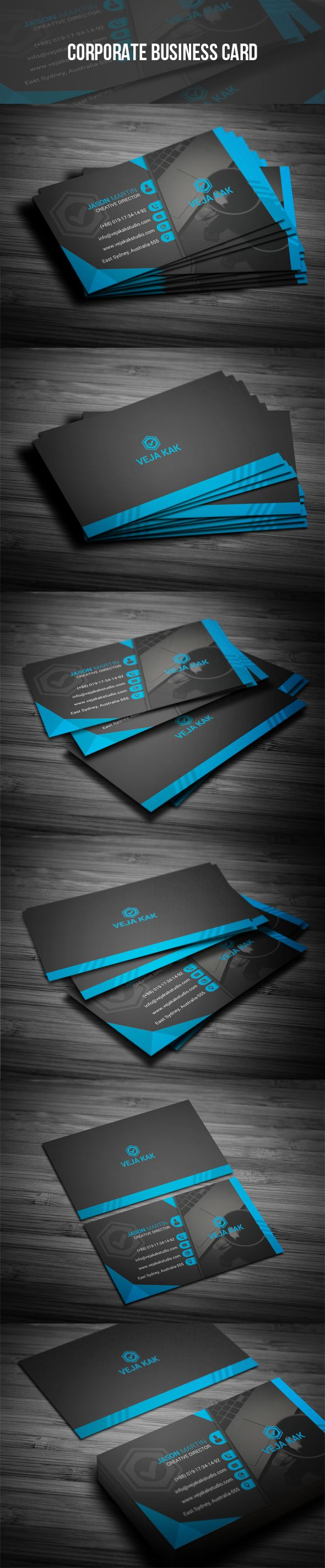 77 best Business Card Designs images on Pinterest | Business card ...
