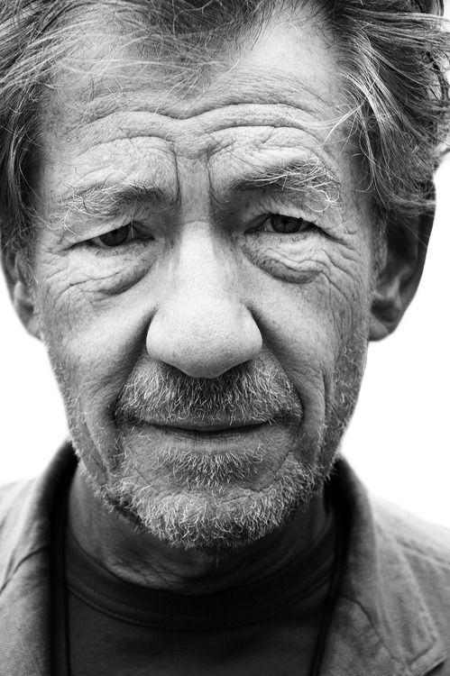 Try and understand what part you have to play in the world in which you live. There's more to life than you know and it's all happening out there. Discover what part you can play and then go for it.- Sir Ian Mckellen