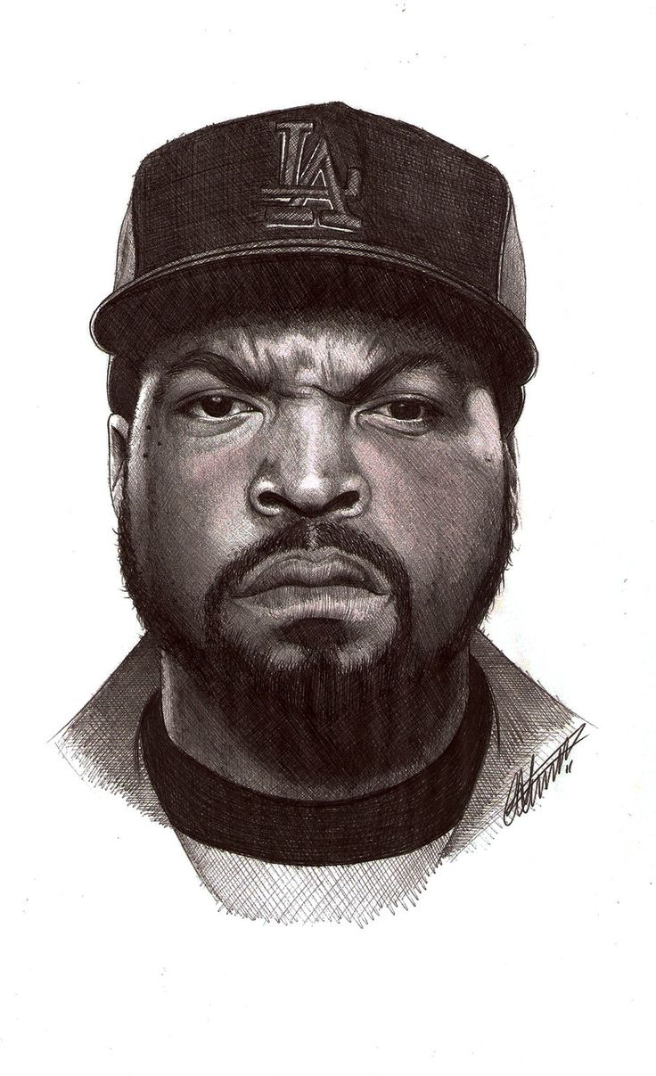 how to draw a realistic ice cube