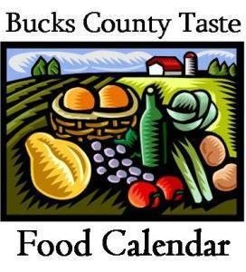 Bucks Food Calendar: May 28, 2014 | Bucks County Taste