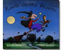 Room on the Broom - First, Next, Last printable! Wish I found this 2 weeks ago - MY FAVE Halloween book! :)