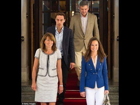 Family of Kate  Middleton Net Worth