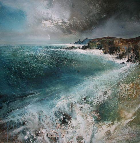 Stewart Edmondson ~ This Great Edge of the Atlantic