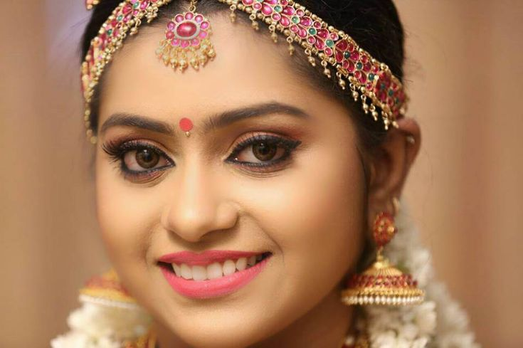 Best South Indian Bridal Makeup For Reception