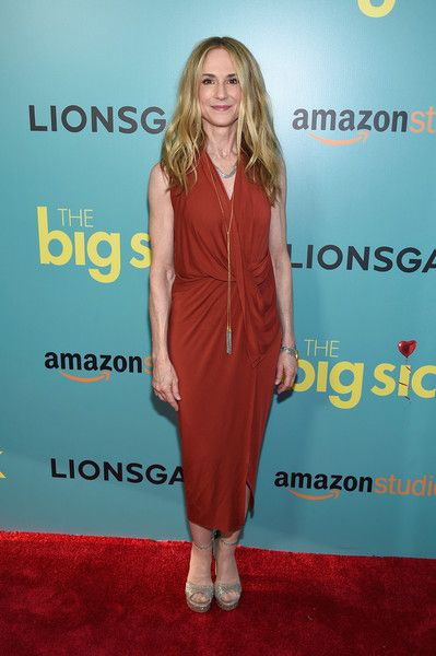 "Holly Hunter attends the ""The Big Sick"" New York Premiere at The Landmark Sunshine Theater on June 20, 2017 in New York City."