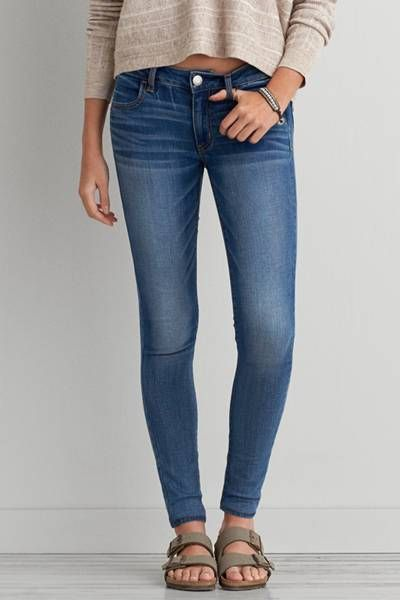 Jegging  by AEO | Our sexiest, skinniest fit. Looks like a jean, feels like a legging.  Shop the Jegging  and check out more at AE.com.