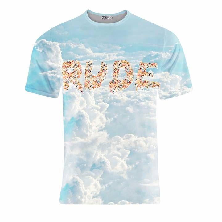 Aloha From Deer - Rude T-Shirt