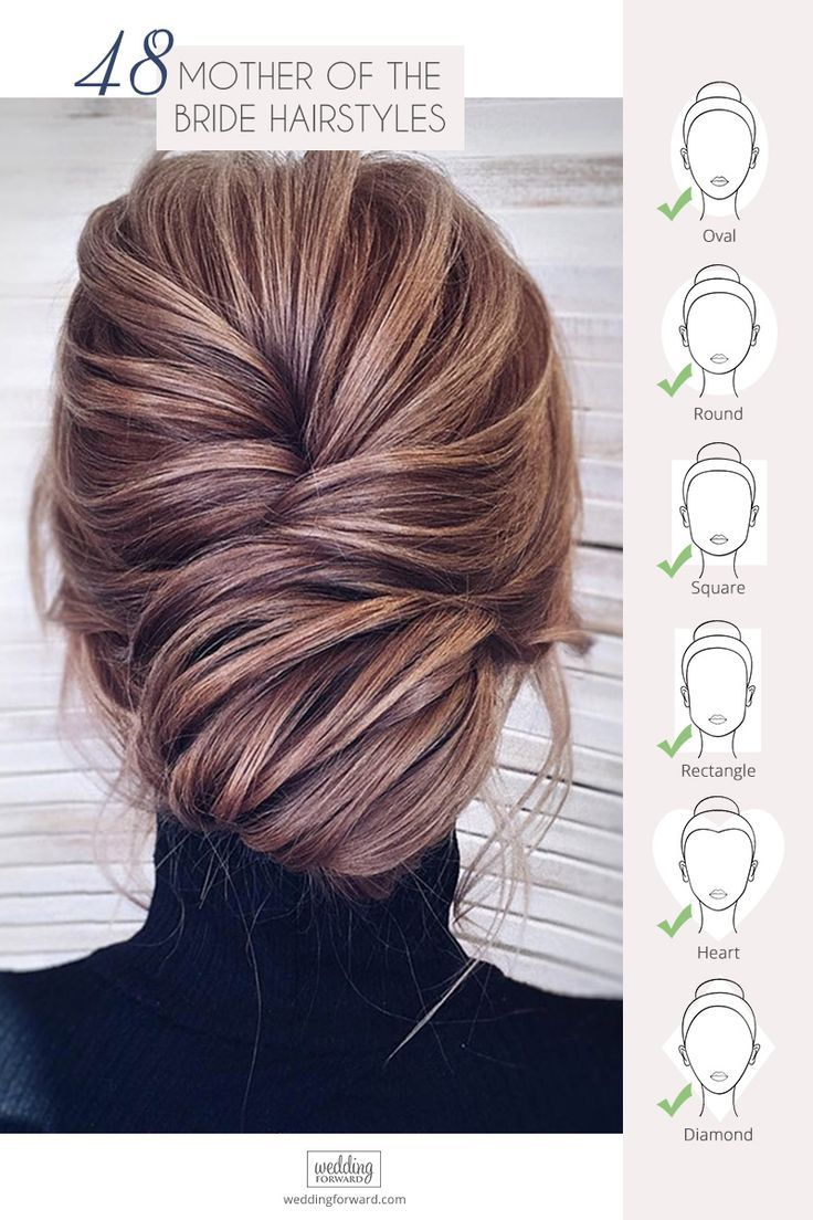 48 Mother Of The Bride Hairstyles ❤ Looking for the best hairstyle? No more se…