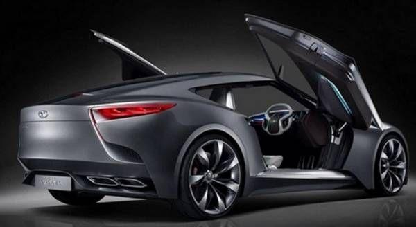 2018 Hyundai Genesis Coupe Redesign