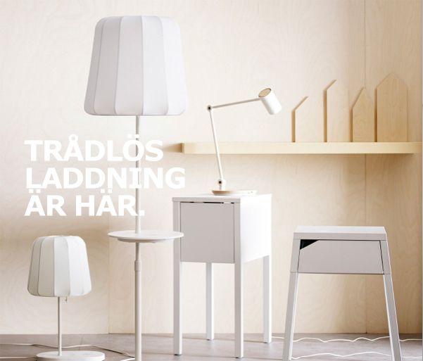 IKEA Trådlös laddning
