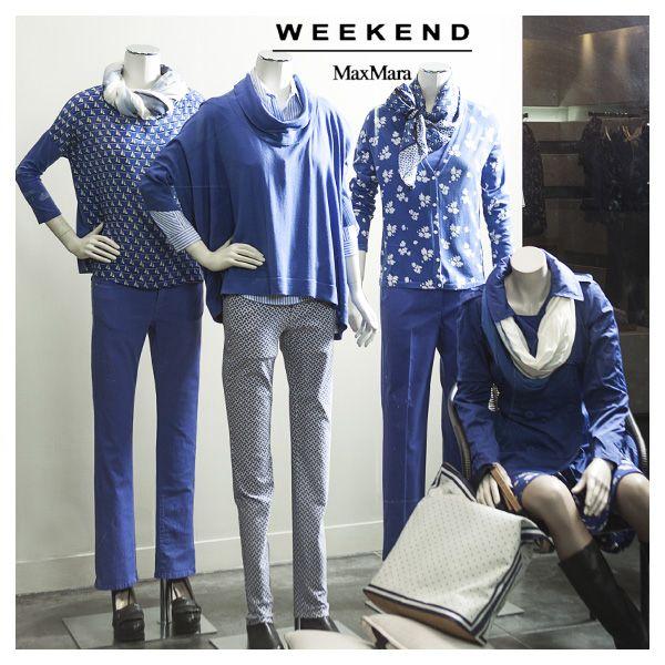 -Abrígate con Weekend MaxMara- La nueva colección primavera de Weekend MaxMara tiene chaquetas, suéteres y foulards en colores solidos con estampados florales e inspiraciones náuticas en colores como azul, tulipán y blanco. http://www.elretirobogota.com/esp/?dt_portfolio=weekend-max-mara