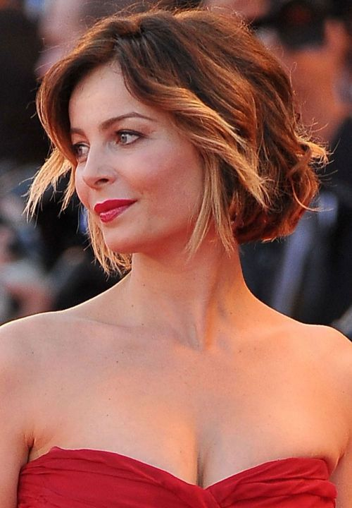 Celebrity Short Hairstyles | InStyle.com