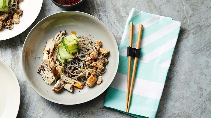 15 best mushroom uses recipes images on pinterest sbs for Morel mushroom recipes food network