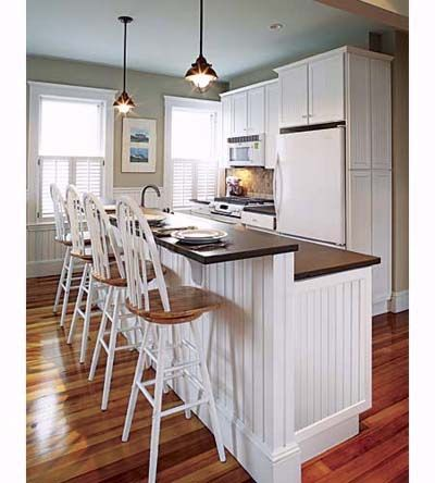 Photo: Anthony Tieuli | thisoldhouse.com | from Little Ways to Save Big on a Remodel  for my future kitchen