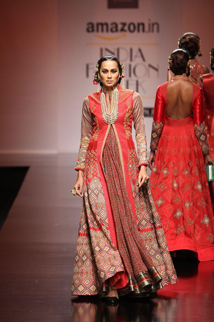 Virtues by Viral, Ashish & Vikrant at Amazon India Fashion Week Autumn/Winter 2016