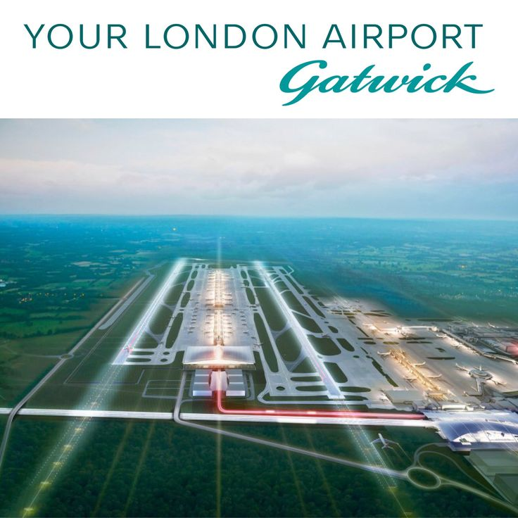 1933, Gatwick Airport, Crawley, West Sussex #GatwickAirport #Crawley (L16652)