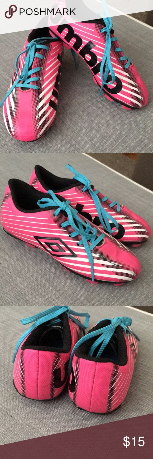 Umbro cleats 12 Toddler Excellent condition. Umbro cleats. Size 12 Toddler Umbro Shoes