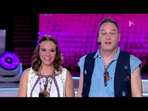 Pachmann Péter és Péter Szabó Szilvia: I Got Life -  tv2.hu/anagyduett