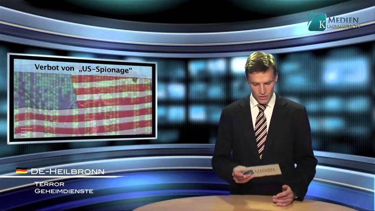 """Verbot von """"US-Spionage"""" (klagemauer.tv)"""