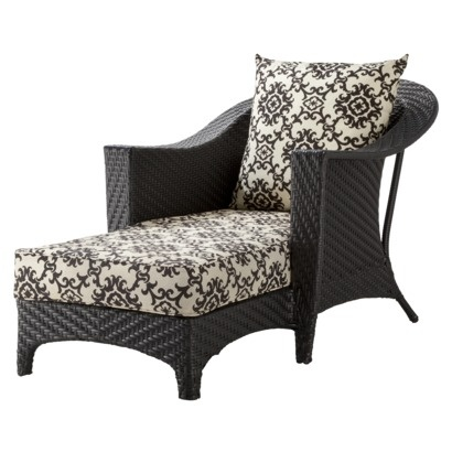 191 best images about fainting chair chaise on pinterest for Belmont black wicker patio chaise lounge