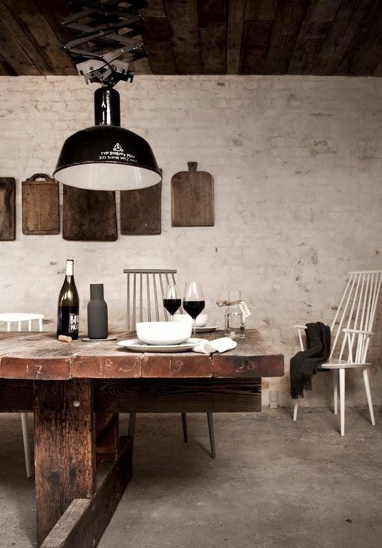 This place looks amazing - The Viking Table Reimagined: Restaurant Höst in Copenhagen