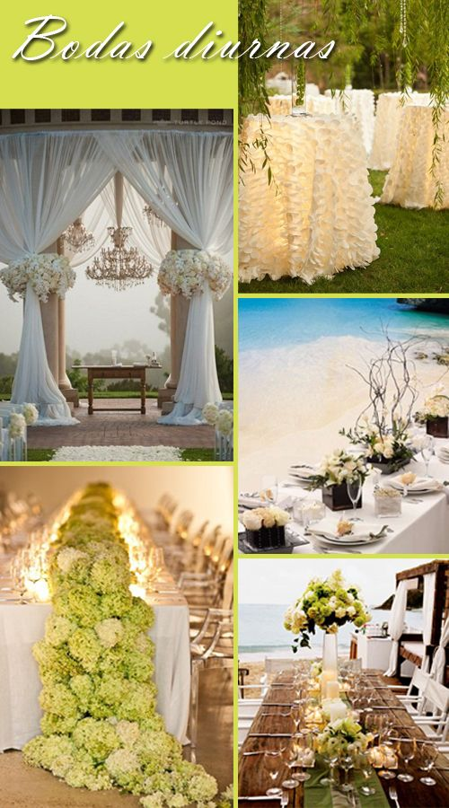 Decoraci n bodas bodas nocturnas bodas diurnas bodas - Decoracion bodas civiles ...