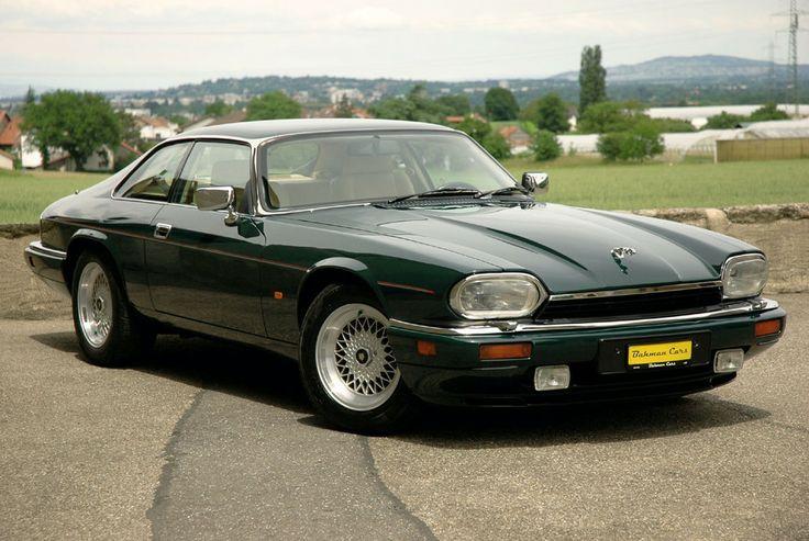 Jaguar Xjs Voiture
