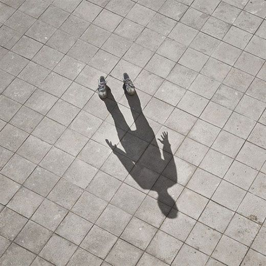 Mysterious Shadow Photography by Pol Ubeda Hervas