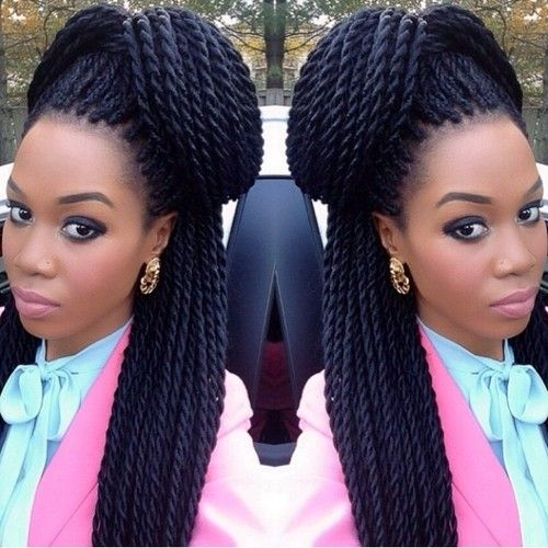 Senegalese twists | Hair: products, styles, & tips